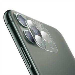 iPhone 11 Pro 5.8 / iPhone 11 Pro Max 6.5 Kamera Schutz Glas Klar Linse Schutzfolie Panzerglas Screen Protector Echtglas Hart- Glas 9H