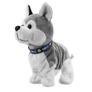 Plüsch Roboter Hund Roboterhund Elektrisches Sound Control Spielzeug Weihnachtsgeschenk