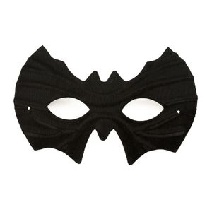 Oblique Unique Fledermaus Maske Augenmaske Halloween Maskenball Fasching Karneval
