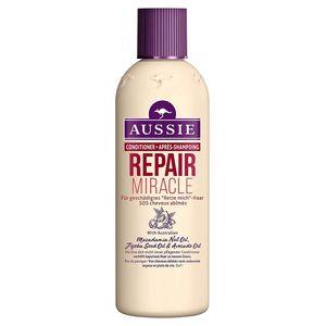 3 x Aussie Conditioner Repair Miracle je 250 ml Für Geschädigtes Haar