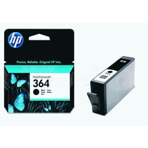 HP 364 Original Tintenpatrone Schwarz