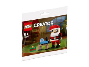 LEGO® Creator Weihnachtsmann, 30573