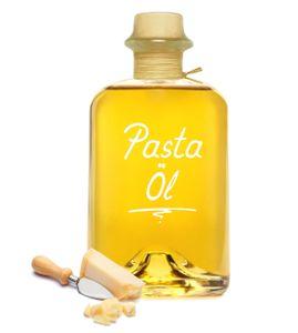 Pasta Öl 0,5L wie herzhafter italienischer Hartkäse VEGAN gluten-/ laktosefrei