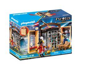 "PLAYMOBIL Pirates 70506 Spielbox ""Piratenabenteuer"""