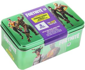 Panini Fortnite Series 1 Trading Cards - Tin Box