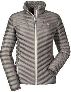 Schöffel Annapolis1 Thermo Jacke Damen silver filigree Größe DE 38