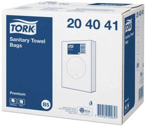 TORK Hygienebeutel B5 127 x 87 x 19 mm 40 x 25 Beutel