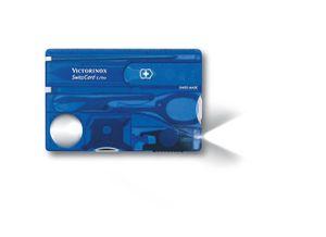 Victorinox Swiss Card Lite Saph Mittelblau