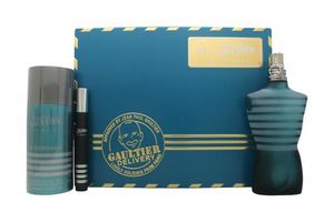 Jean Paul Gaultier Le Male Geschenkset 125 ml EDT &#43  10 ml EDT &#43  150 ml Deodorant Spray