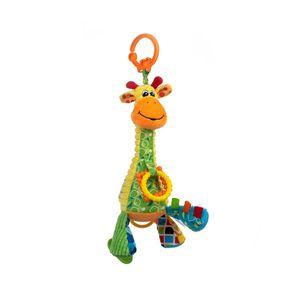 Balibazoo 82874 Giraffe Gina, Die Spieluhr, Musikspielzeug , Spielzeug für Babys, sensorisches Spielzeug, sicheres Plüschtier, Babyfreund, sicheres Spielzeug Ab 0+ Monate