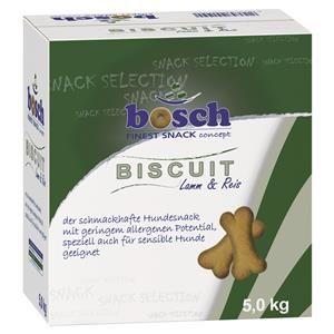 Dog Snack Biscuit Lamm & Reis 5 kg
