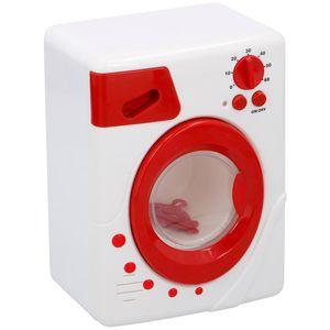Kinder Spielzeug Haushalt Gerät Waschmaschine Kinderwaschmaschine mit Ton Licht