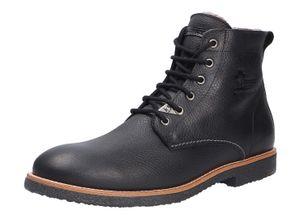 Panama Jack Glasgow Igloo C3 Herren Stiefel Schwarz Schuhe, Größe:43