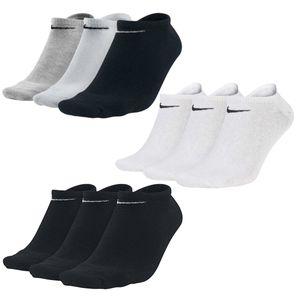 Nike Everyday Lightweight No Show 3 Pair Multicolor EU 46-50