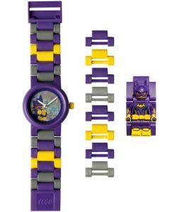 LEGO Kinderuhr 8020844 Batgirl Kunststoffband 28 mm