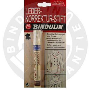 Leder-Korrekturstift Lederpflege Lederstift (mittelbraun)