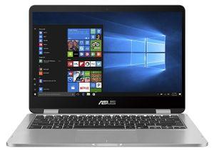 ASUS VivoBook Flip TP401MA-EC307RA LPDDR4-SDRAM Hybrid (2-in-1) 35,6 cm (14 Zoll) 1920 x 1080 Pixel Touchscreen Intel® C