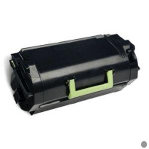 Lexmark 622X - Besonders hohe Ergiebigkeit - Schwarz - Original - Tonerpatrone LCCP, LRP - für Lexmark MX711, MX810, MX811, MX812