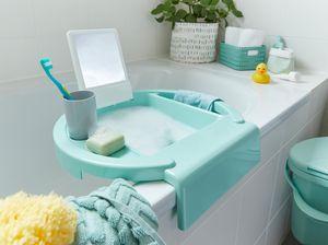 Rotho Babydesign Kiddy Wash 20034-0313-01, grau/grün