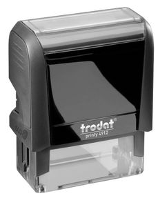 trodat Textstempel printy 4912