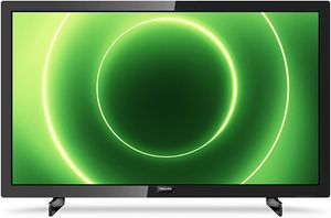 Philips 24PFS6805 LED TV 24' Full HD Smart TV Ideal für Gaming Schwarz