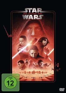 Star Wars: Die letzten Jedi (Line Look 2020) [DVD]