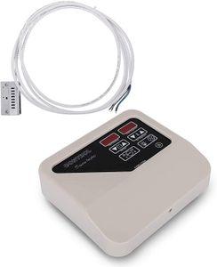 3-9 KW Saunasteuerung Saunasteuergerät Sauna externe Steuerung f. Saunaofen 8 mit 4 mode Digital Controller LED-Display für Saunaofen