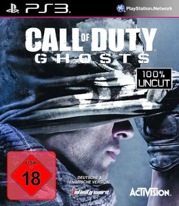 Call of Duty 10 - Ghosts