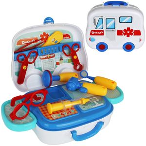 Kinder Arztkoffer Spielzeug Doktorkoffer Spielset Arzt Koffer Set Medizinkoffer Doktor Medizin Arztset