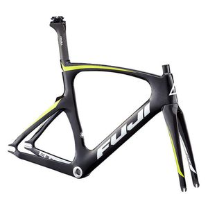 Fuji Bikes Track Elite Carbon / Citrus / Citrus XL