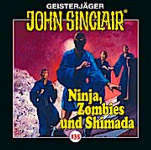John Sinclair - Folge 135