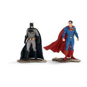 Schleich - Tierfiguren, Scenery Pack BATMAN vs. SUPERMAN; 22529