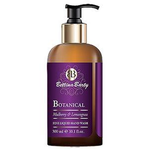 Bettina Barty Botanical Mulberry & Lemongrass Fine Liquid Hand Wash, 300 ml