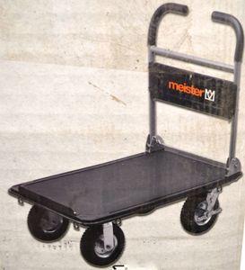"""Meister Plattformwagen """"super cross-over"""" - Klappbar - Bis 300 kg Tragkraft"""