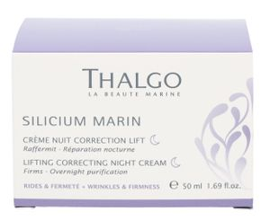 Thalgo Lifting Correcting Night Cream korrigierende Nachtcreme Lifting 50 ml