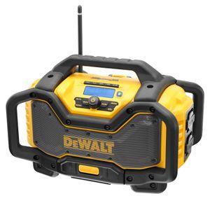 DeWalt DCR027 Akku-und Netz Baustellen-Radio