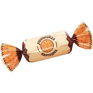 Pralinen Jaschkinskaja Kartoschka 1kg russkie konfetti