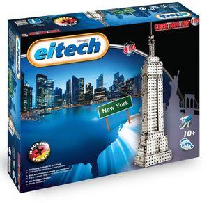 Eitech 00470 Metallbaukasten - Empire State Buildi