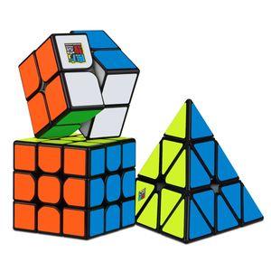 Zauberwürfel Serie von 2x2x2 3x3x3 Cube Würfel Smooth Zauberwürfeln, Pyramide