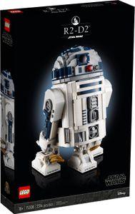 LEGO Star Wars R2-D2 - 75308, Bausatz, Junge/Mädchen, 18 Jahr(e), Kunststoff, 2314 Stück(e), 2,75 kg