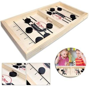 Bouncing Chess Hockey Game Schleuder Brettspiel Eltern-Kind Interaktives Brettspiel Hockey, Katapult Brettspiel,Bouncing Brettspiel,Tisch Hockey Brettspiel,Katapult Schach Spiel 2-Spieler-Desktop-Spiele Tabletop-Spiel Indoor-Party-Spiel