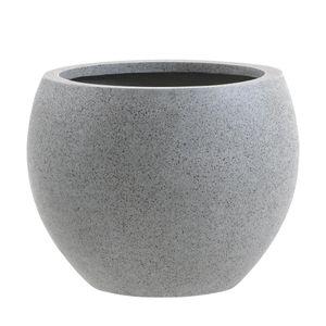 esteras® Heerle 25 Grey Ø 25 x 20 cm