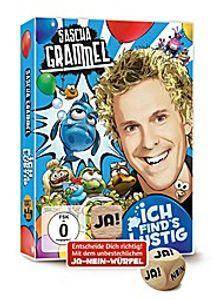 Grammel,Sascha - Ich Find's Lustig (Doppel DVD)