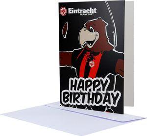 Eintracht Frankfurt Geburtstagskarte Attila