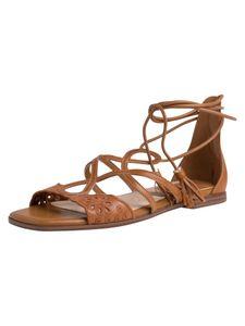 Tamaris Damen Sandale braun 1-1-28116-26 normal Größe: 39 EU