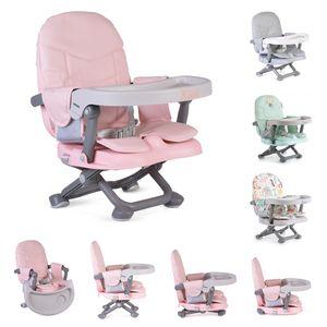 Kinderstuhl Kiwi, Kinder Stuhl-, Sitzerhöhung, Boostersitz, Tisch, klappbar pink