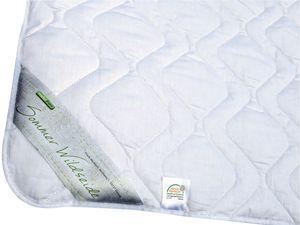 moebelfrank - Sommerdecke Wild-Seide Baumwolle Bettdecken Sommer versch. Grössen, Größe:135x200