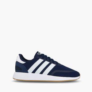 adidas Originals Iniki Runner Herren Sneaker Dunkelblau Schuhe, Größe:43 1/3
