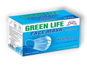 Premium 4-lagige OP-Masken medizinische Atemschutzmasken Mundschutzmasken Einwegmaske OP-Atemschutzmasken MNS Maske Mundschutz OP medizinisch