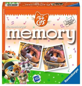 44 Cats memory® Ravensburger 20451